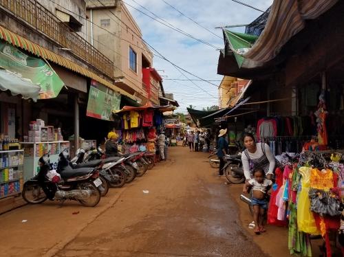 Memot Street